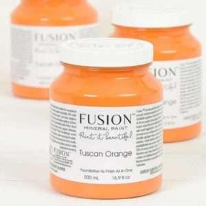 Fusion Tuscan Orange